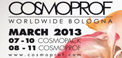 Credo Capital Production will take part for second time at COSMOPROF WORLDWIDE BOLOGNA.