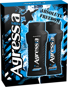 Gift set <br> ABSOLUTE FREEDOM