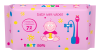 Baby wipes Soft