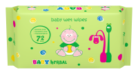 Baby wipes Herbal