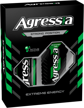 Gift set <br> EXTREME ENERGY